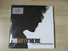 I'M NOT THERE SOUNDTRACK BOY DYLAN 4 LPS 180 GRAM VINYL NEW