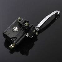 "7/8"" MOTORCYCLE HYDRAULIC BRAKE MASTER CYLINDER CLUTCH LEVER FOR HONDA RIGHT"