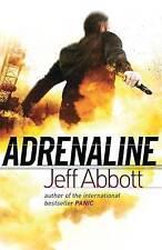 Adrenaline by Jeff Abbott Large SC 20% Bulk Book Discount