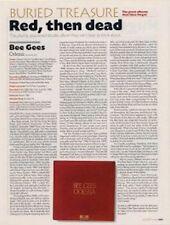 Bee Gees 'Odessa' a retrospective Article