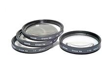 Kood 46mm Macro Close-Up Filter Set +1 +2 +4 +10 for Digital & Film Cameras