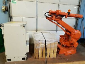 ABB IRB2400L M2000 ROBOT AND CONTROLLER