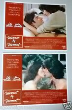 "{Set of 4} Moment by Moment (Lily Tomlin) 11x14"" Org. U.S Lobby Cards 70s"