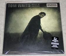 Tom Waits Mule Variations Clear Vinyl Black Smoke Newbury Comics xx/750 OOP