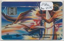 TELECARTE POLYNESIE PF13Aa SC5 lot 44225