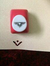 corner heart craft punch card making scrap booking edging 3 cm