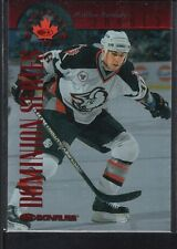 MATTHEW BARNABY 1997/98 DONRUSS CANADIAN ICE  #84  DOMINION SABRES SP #118/150