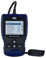 OBD II, ABS, and Airbag Scan Tool OTC-3209 Brand New!
