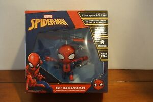Marvel Spider-Man Powerful Levitating Hero-Sealed IOB