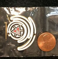 ORDER OF THE ARROW BSA NOAC 2015 OA 100TH CENTENNIAL LOGO HIKING STAFF MEDALLION
