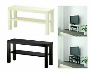Ikea Lack TV Bench Table Stand LCD LED Bed Sitting Room,90x26 cm white/black TV