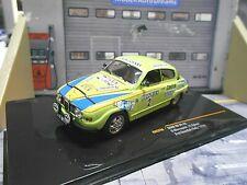 Saab 95 Rally de Monte Carlo 1961 erik carlsson 1:43 atlas collection nuevo embalaje original