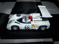 Racer Chaparral 2E #66 1/32 slot car MODIFIED for racing - BRAND NEW