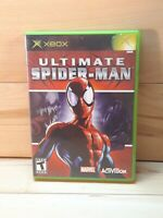 Ultimate Spider-Man (Microsoft Xbox, 2005)  case only No game