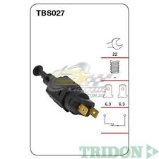 TRIDON STOP LIGHT SWITCH FOR Vectra 08/98-12/02 2.0L, 2.2L(C20SEL, C22SEL)TBS027
