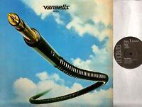 VANGELIS spiral (uk 1977) LP EX-/EX PL 25116 synth pop ambient gatefold