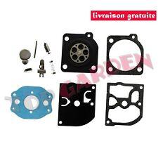 Carburateur Reparation Membrane Kit pour Husqvarna 36 136 137 141 142 Zama Carb