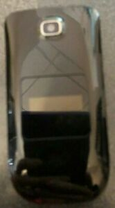 Alcatel A392 Black Consumer Cellular Cell Phone Fast Shipping Excellent Used