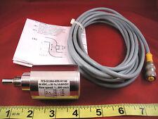 Turck FCS-G1/4A4-ARX-H1140 Flow Control Sensor Monitor 6870102 24vdc 1-300cm/s