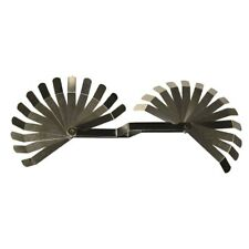 TOLEDO Feeler Gauge - Cranked 26 Blade Metric/Imperial (0.127mm, 762mm)