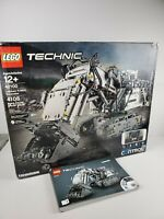 Lego Technic 42100 Box And Manual Only