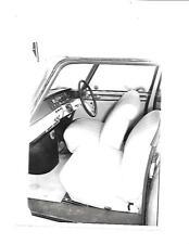 """CITROEN ID INTERIOR PRESS PHOTO/ """"CAR BROCHURE"""""""