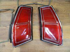1975-1978 Mopar FURY/CORONET/ Kombi/S.W.,Rücklichtglas/Tail Lens,PAAR,NEU,NOS