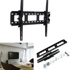 "Universal Plasma LCD LED 3D TV Wall Mount Bracket Slim Tilting 32"" - 70"" Screen"