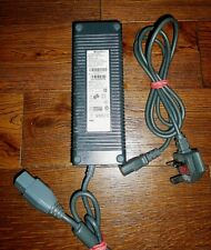 MICROSOFT XBOX 360 POWER SUPPLY UNIT 175W LEAD CABLE IN VGWC + FREE UK POST