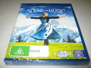 The Sound Of Music - BLUE RAY - NEW - UNOPENED