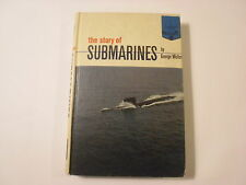 Landmark #102, Story of Submarines, George Weller, Picture Cover