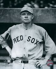 BABE RUTH 8X10 PHOTO BOSTON RED SOX BASEBALL COOPERSTOWN COLLECTION