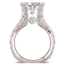 Women's Crystal Rhinestone Ring For Anniversary Jewelry Fashion Finger Rings TO