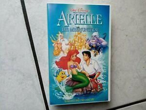 Arielle die Meerjungfrau - VHS Trickfilm  , VHS....Klassiker (die Top Version)