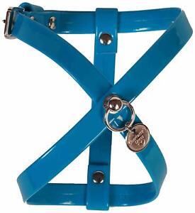 Charlottes dress designer dog puppy HARNESS CHIC PLAIN STRAP HARNESS XXS XS S  M