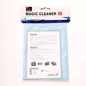 10 PCS ULTRA FINE MICROFIBER MAGIC CLOTH D-SLR PHOTO CAMERA LENS CLEANER (M)