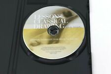Lessons in Classical Drawing: Essential Techniques from Inside the Atelier DVD