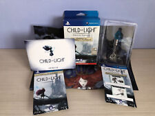 CHILD OF LIGHT DELUXE EDITION SONY PS4 PLAYSTATION 4 UBISOFT