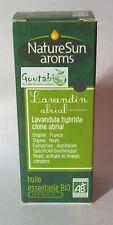 NatureSun Aroms - Huile Essentielle Lavandin Abrial Bio - 10 ml
