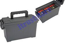 AMMUNITION FIELD BOX AMMO ELECTRONIC GUN CAMERA BULLET STORAGE BOX