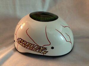 Harley Davidson Eye ball Helmet