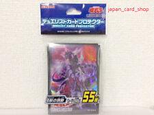 25314 Yugioh Yu-Gi-Oh KONAMI OCG Duelist TCG Card Sleeve(55) Tyranno's Rage