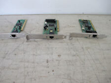Ethernet 10/100 LAN Network PCI Cards Lot of 3 D-Link, Linksys new & used