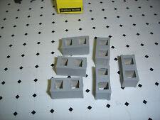 Concrete Blocks for you garage/shop - 6 each - SCALE  -1/18 Scale Diorama