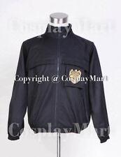 NCIS Black Staff Jacket Uniform Costume