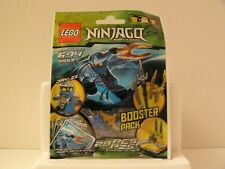 LEGO Ninjago 9553, Jay ZX Spinner Booster Pack, New and Factory Sealed