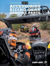 2015 BOMBARDIER Can-Am BRP ATV Riding Gear, Accessories, Parts CATALOG 168 Pages