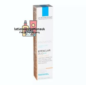 La Roche Posay EFFACLAR DUO+ UNIFIANT Anti Imperfections 40ML