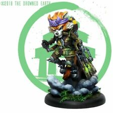 The Drowned Earth - Kalen, Militia Trickster Blister Pack  -=NEW=-