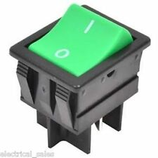 NUMATIC HENRY HETTY ON OFF GREEN ROCKER SWITCH BUTTON 220582 GENUINE PART